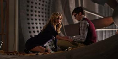 Jennifer Lawrence and Nicholas Hoult from X-Men: First Class