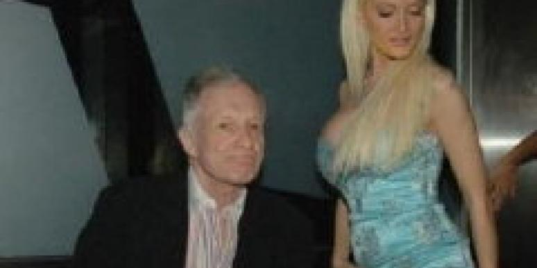 Holly Madison: Out Of The Mansion