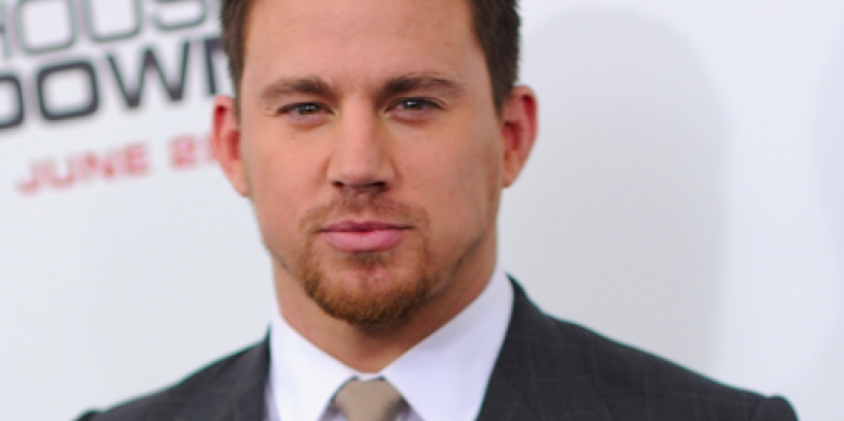 Celebrity Sex: See A Young Channing Tatum Strip!