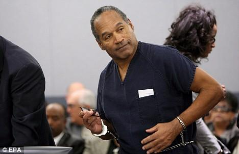 OJ Simpson Will Get Out Of Prison Early