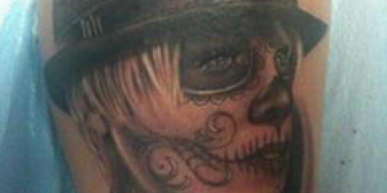 Carey Hart's Tattoo