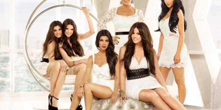 Keeping Up With the Kardashians: Kylie Jenner, Kendall Jenner, Kourtney Kardashian, Kris Jenner, Khloe Kardashian, Kim Kardashian
