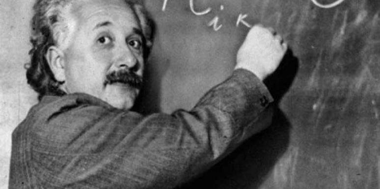 What Kind Of Condom Would Einstein Have Worn? [EXPERT]