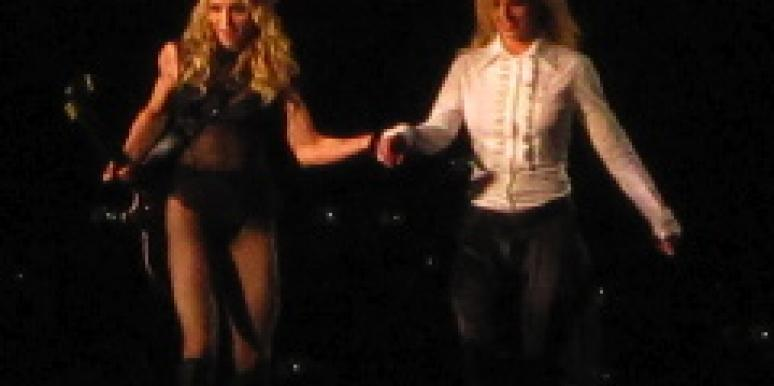 Madonna Teaches Britney Marriage Secrets