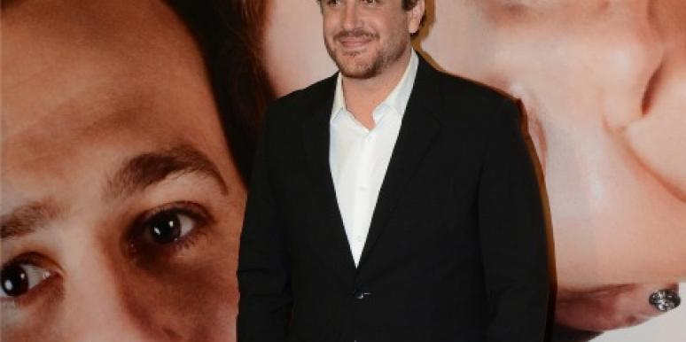 Jason Segel at the Five-Year Engagement premiere