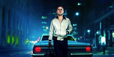 Ryan Gosling in Drive