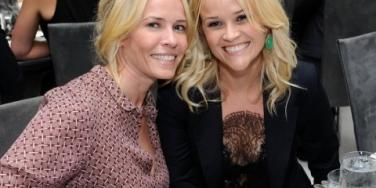 Chelsea Handler & Reese Witherspoon