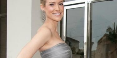 Kristin Cavallari Shows Off Her Rapidly Growing Baby Bump
