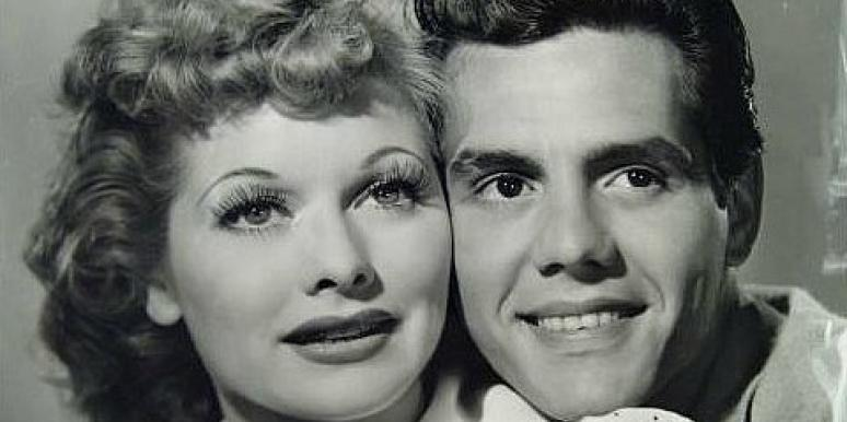 Lucy & Ricky From 'I Love Lucy'
