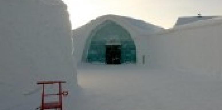 Romantic Igloo Getaways?