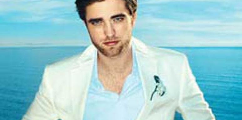 Robert Pattinson Details Magazine