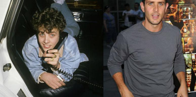 Joey McIntyre, Then and Now
