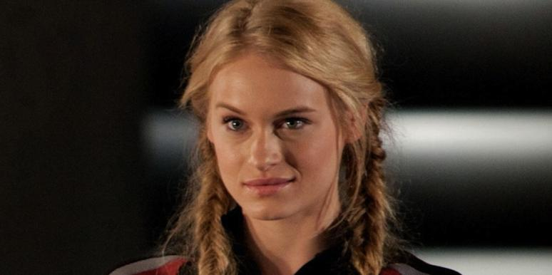 Leven Ramblin in The Hunger Games