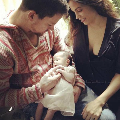 """<a href=""""http://www.eonline.com/news/477926/jenna-dewan-talks-plans-for-baby-no-2-with-sexier-than-ever-hubby-channing-tatum"""">eonline.com</a>"""