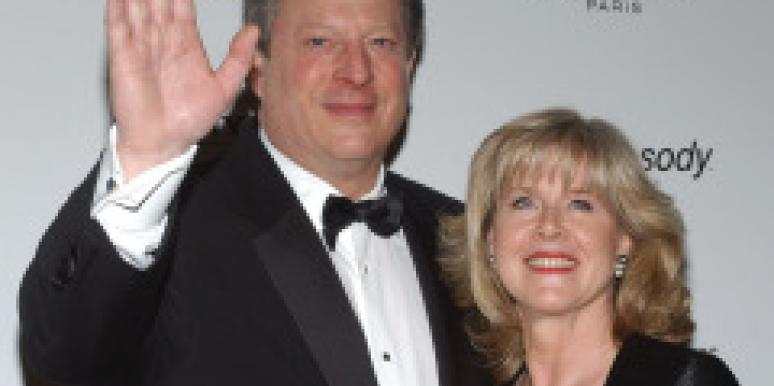 al and tipper gore fancy