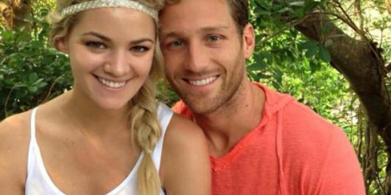 Nikki Ferrell & Juan Pablo Galavis of 'The Bachelor'