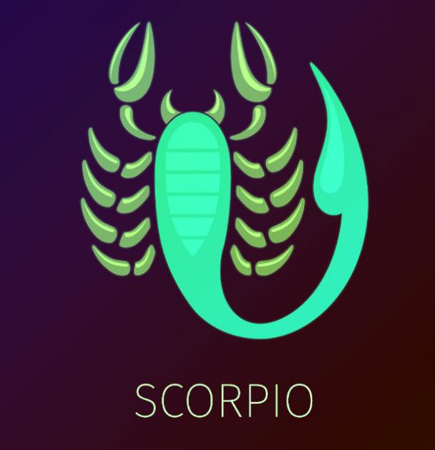 Scorpio zodiac sign meditation