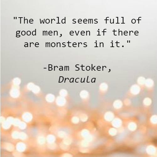 Dracula fairy tale inspirational quotes