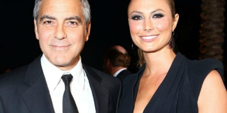 If George Clooney Was Your Date, He'd Help Zip Up Your Dress