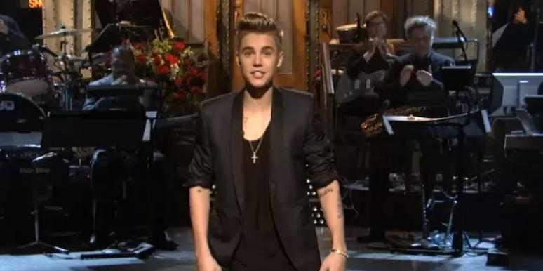 Justin Bieber from SNL (Saturday Night Live)