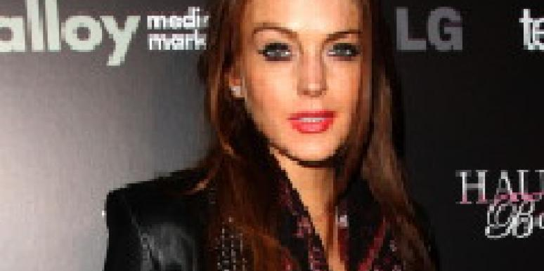 Lindsay Lohan Busts Justin Timberlake For Cheating