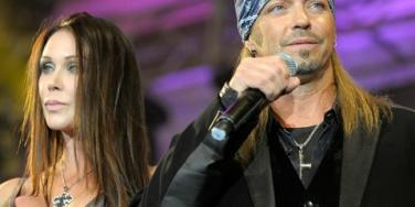 Bret Michaels and fiancee