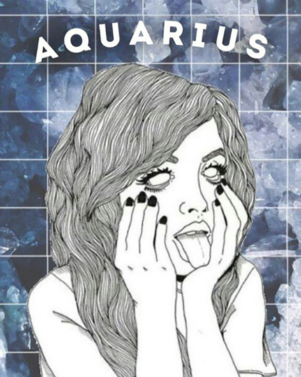 Aquarius Fall Out Of Love Zodiac Sign Astrology