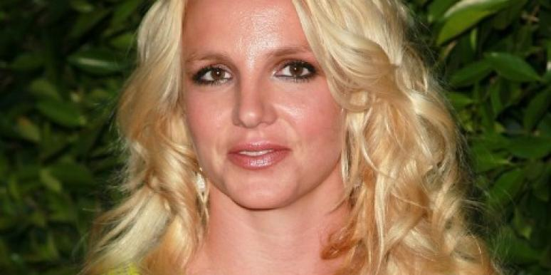 Britney Spears Celebrates 30th Birthday With Her Man... On Ice!