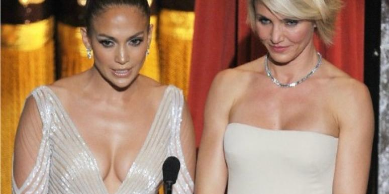 Did Jennifer Lopez Have An Inappropriate Nip-Slip At The Oscars?