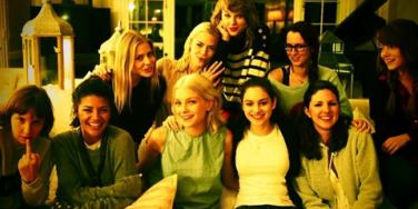 Taylor Swift Friends