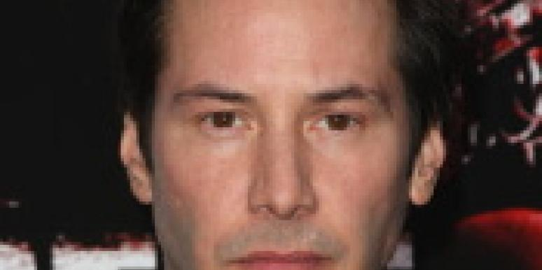 A Kid For Keanu?