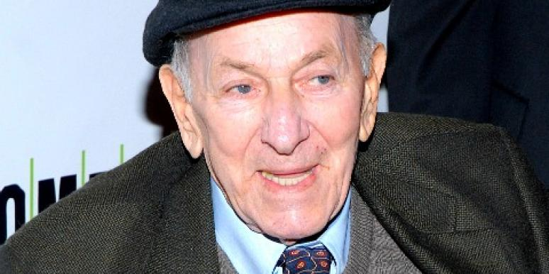 Star Of The Odd Couple Jack Klugman