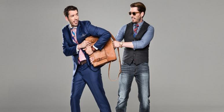 property brothers - How Tall Is Jonathan Scott