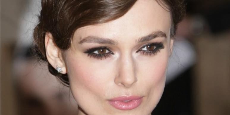 Keira Knightley engaged