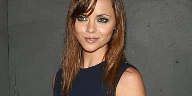 Celebrity Love: Christina Ricci's Wedding Dress Is To Die For