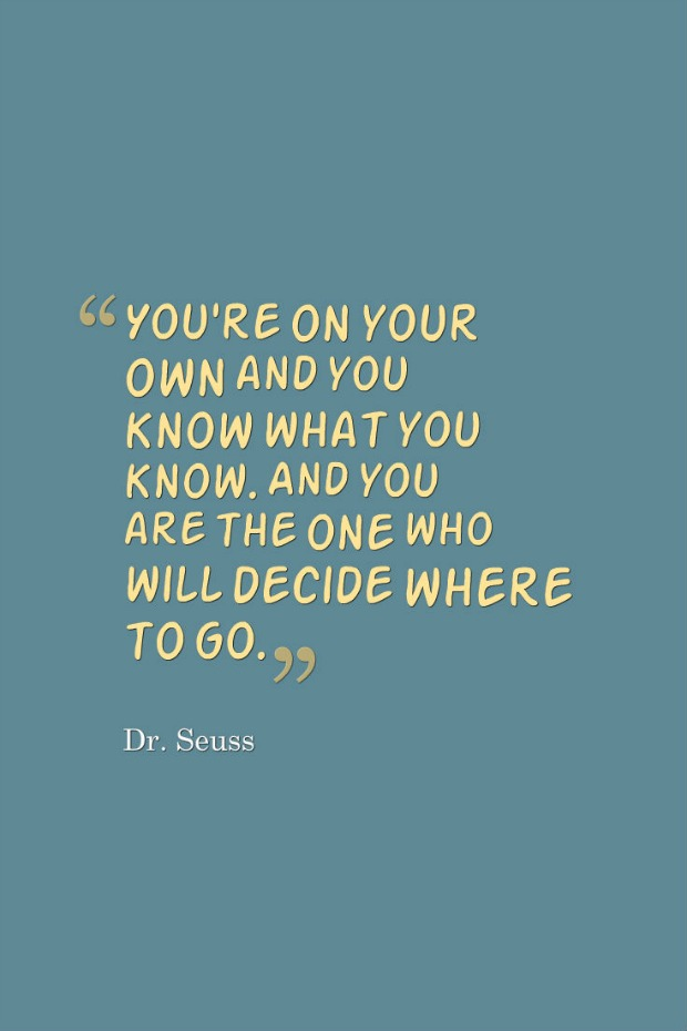 dr. seuss quotes about life