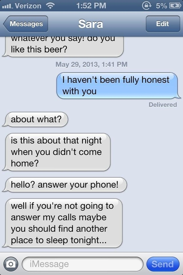 "<a href=""http://www.buzzfeed.com/daves4/what-happens-if-you-text-the-person-youre-dating-pretending"">buzzfeed.com</a></p>"