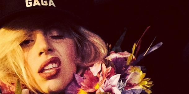 Lady Gaga growling - Instagram