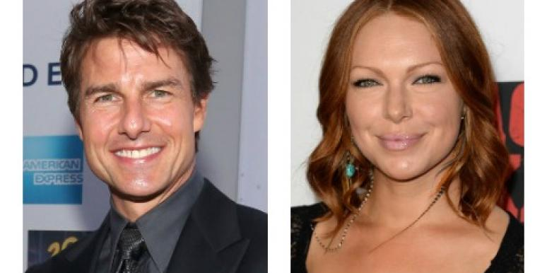 Love: Is Tom Cruise Really Dating Laura Prepon?