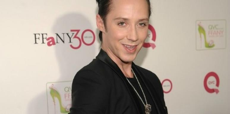 Johnny Weir Marries His Boyfriend!
