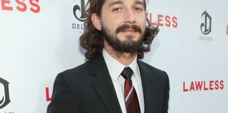 Shia LaBeouf lawless