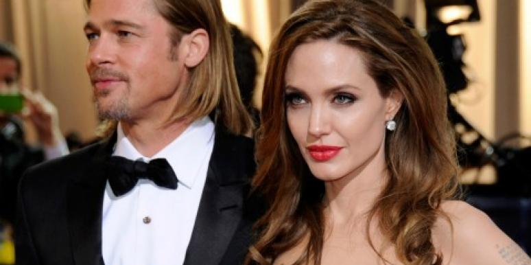 Babies Before Marriage: Did Brad & Angelina Do It Right? [EXPERT]