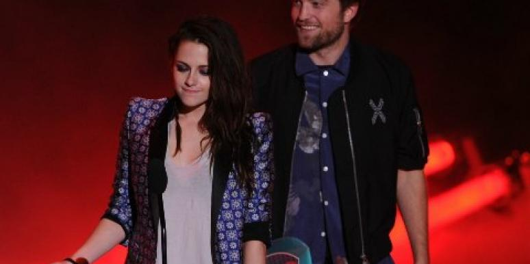 Kristen Stewart and Robert Pattinson Teen Choice Awards