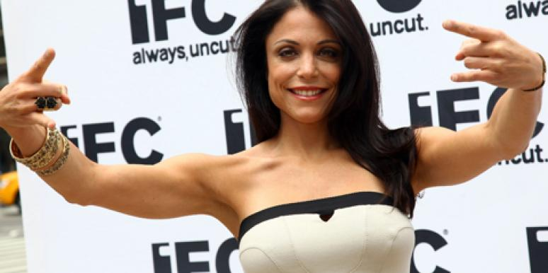Celebrity Couples: Is This Bethenny Frankel's New Boyfriend?
