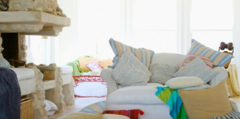 Life Coach: How To Bust Clutter To Improve Your Marriage