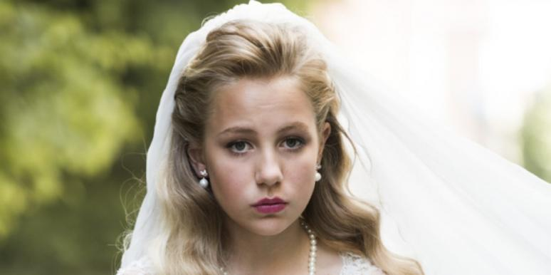 Thea, 12-year-old bride
