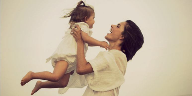 You're Not Perfect, But You're A Mom — And That's Beautiful