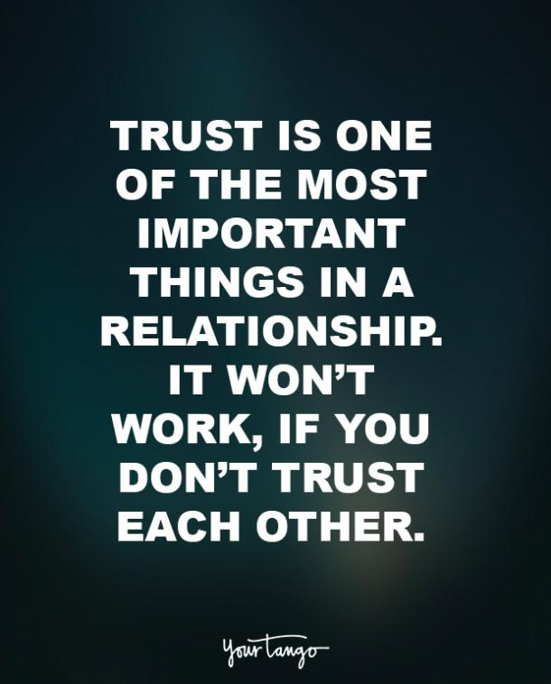 Quotes About Trust To Remind Us What's REALLY Important
