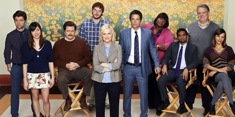Parks and Recreation, Amy Poehler, Yes Please