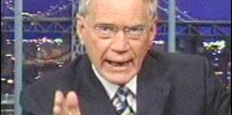 letterman apology